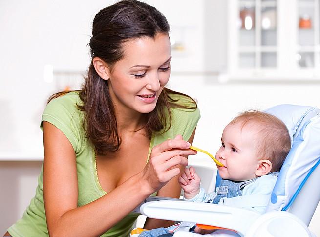 Как правильно выбрать готовое детское питание?